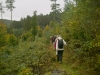 Pfalzwanderung am 14.10.2012 - Auf dem Weg nach Diemerstein