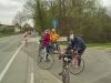 Radtour der Generation 50plus am 20.04.2013 an die Badische Bergstraße