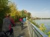 """Radtour der """"Generation 50plus"""" am 19.10.2013 nach Westhofen"""