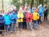 """Odenwald-Wanderung der \""""Generation 50plus\"""" am 26.01.2014"""