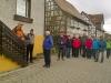 Generation 50plus bei der Wanderung zum Krehberg