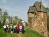 """Radtour der """"Generation 50plus"""" am 12.04.2014 zum Steiner Wald"""