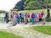 Wanderabteilung am 31.05.2015 im Odenwald