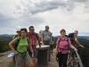Vierburgenwanderung am 30.07.2017