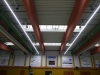 Einbau und Test der LED-Lichtbänder am 28.03.2018