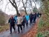 TVL-Wanderer am 25.11.2018 im Odenwald