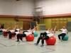 Gruppe Fitness für Männer