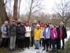 Wanderung im Maudacher Bruch am 02.12.2012