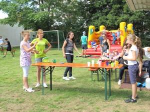 Familientag der Handballabteilung am 25.08.2012
