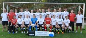 1. Mannschaft Fußballabteilung 2013-2014