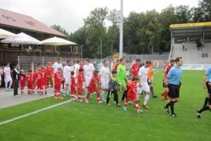 Fussball-U11 am 15.09.2013 in  Grossaspach