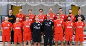1. Mannschaft der Handballabteilung in der Saison 2013/2014