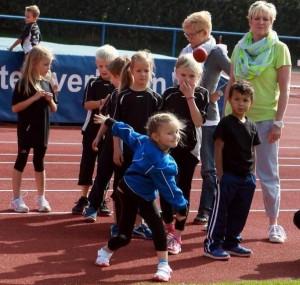 Lampertheim Lokales / Meisterschaften der Kinder U12 und U10 sow