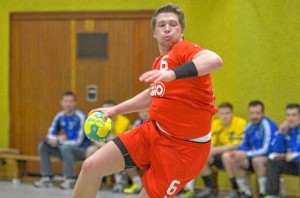TV-Handballer Benjamin Eschenauer