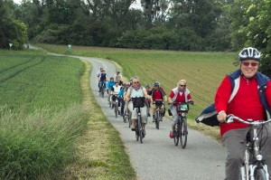 Radtour der Generation 50plus am 23.05.2015