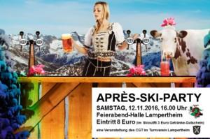 CGT-Après-Ski-Party