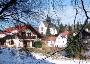 Blick auf Hammelbach