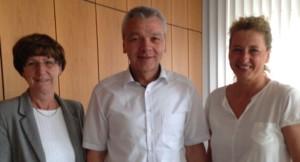 Bürgermeister Störmer ist Schirmherr des 30. EWR-Spargellaufs am 26.05.2018